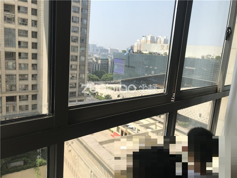 中央公馆 2室1厅 480万