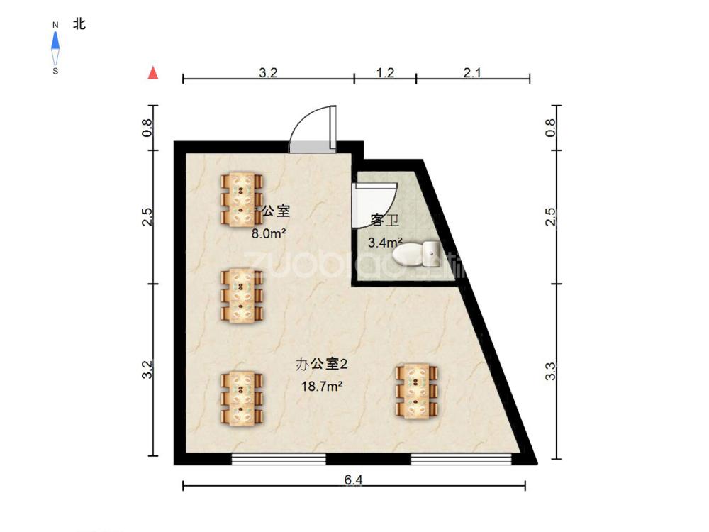 金福源 0室0厅 45万